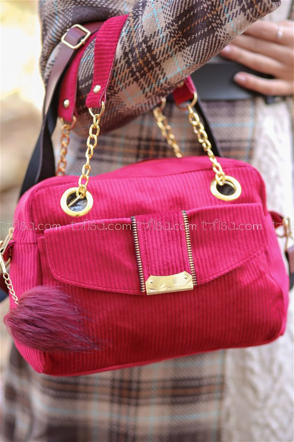 Bag Daily red 8170