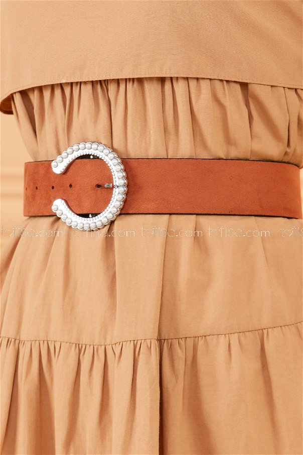 Belt brown - 20446