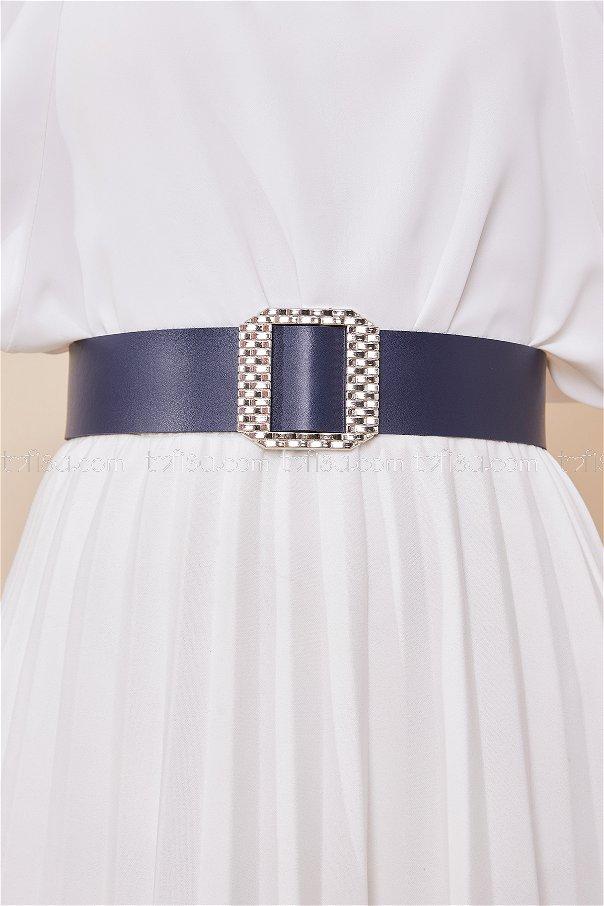 Belt Navy Blue - 8719