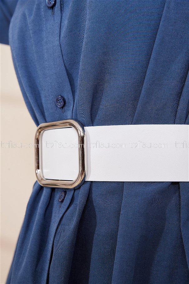 Belt White - 8720