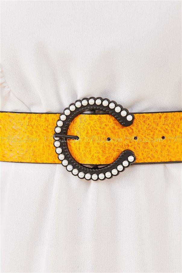 Belt YELLOW - 20420