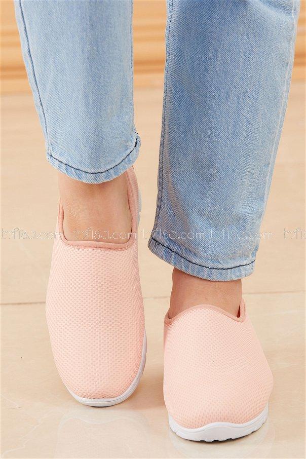 Bez Ayakkabı ACIK PUDRA - 20135