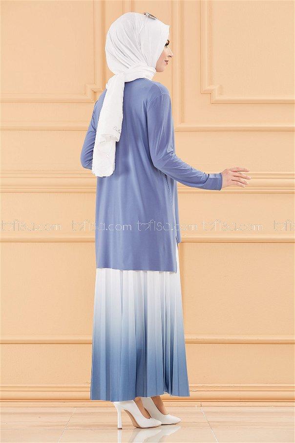 Bluz Etek INDIGO - 20658