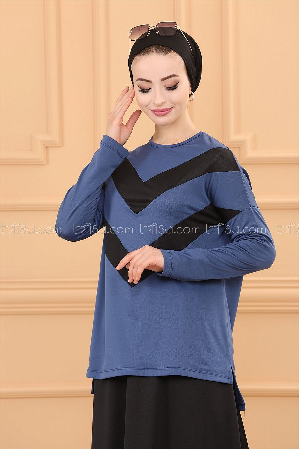 Bluz Etek INDIGO - 3766