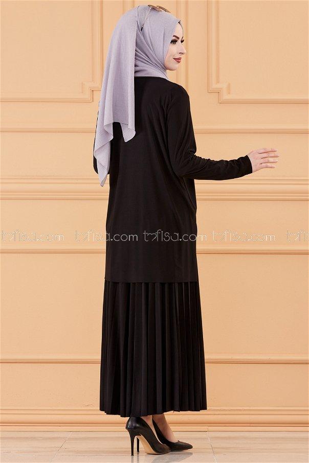 Bluz Etek SIYAH - 20120