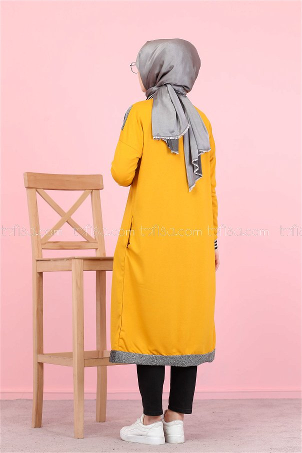 Cap sport Mustard - 8310