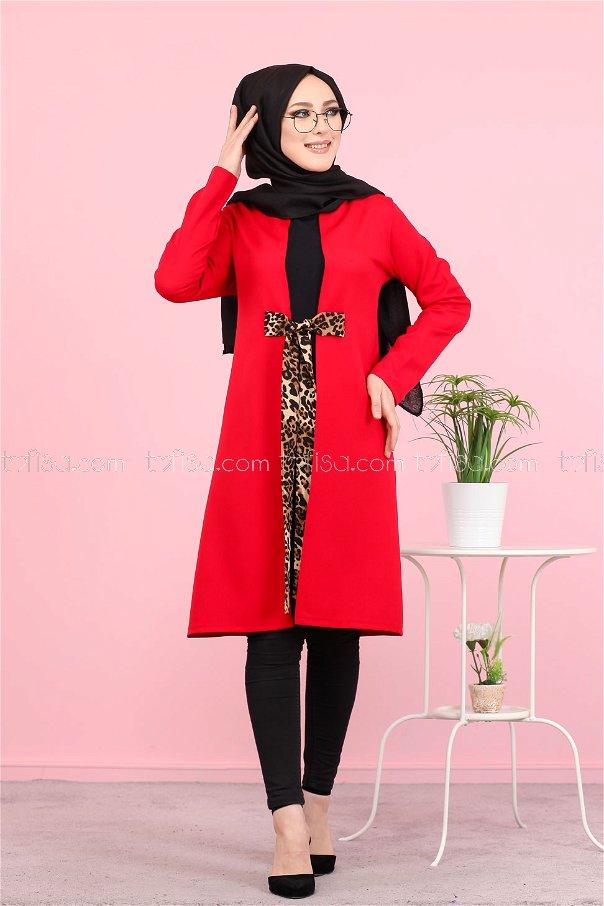 Ceket Kırmızı - 3071