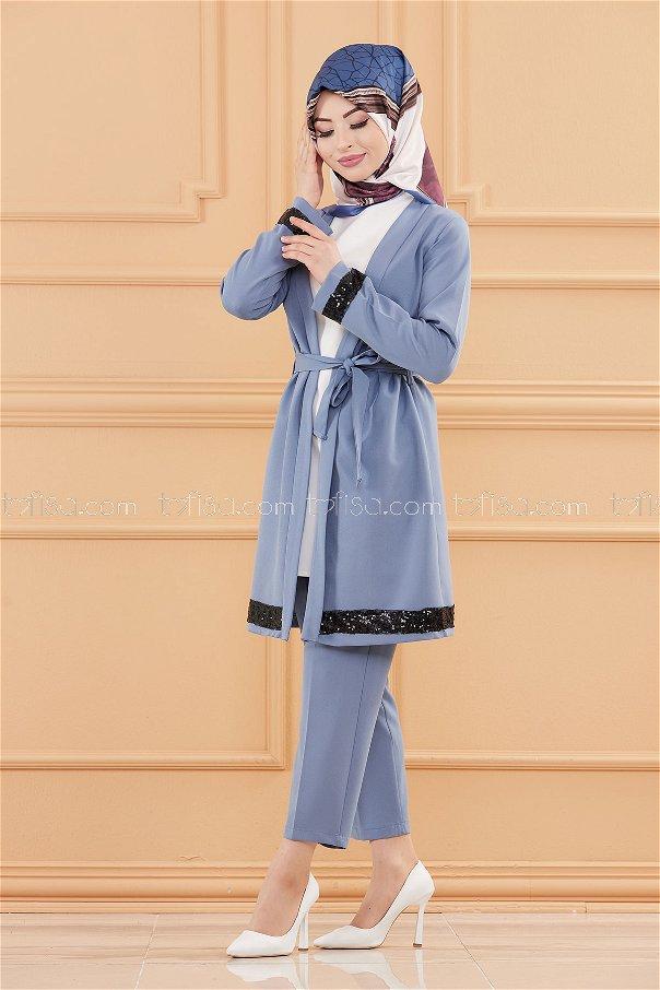 Ceket Pantolon INDIGO - 3688