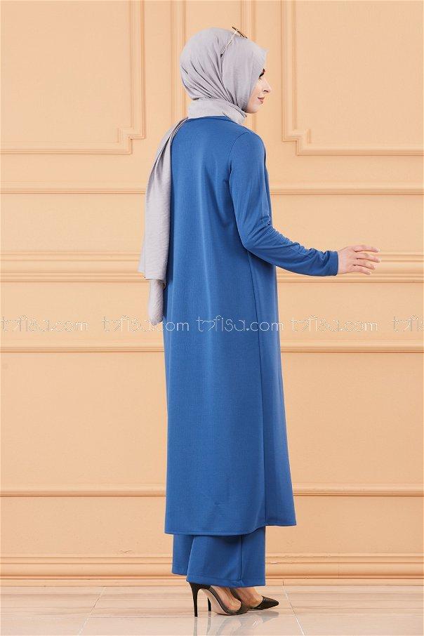 Ceket Tunık Pantolon INDIGO - 3661