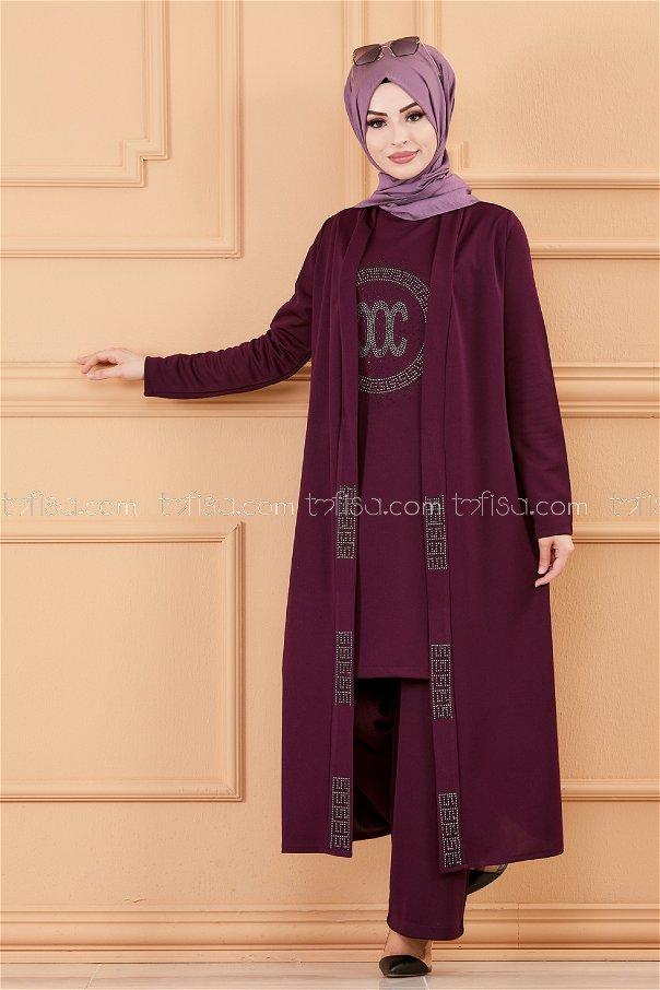 Ceket Tunık Pantolon MURDUM - 3661