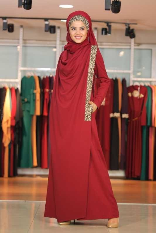 Cloak Jumpsuit Claret Red - 02 0980