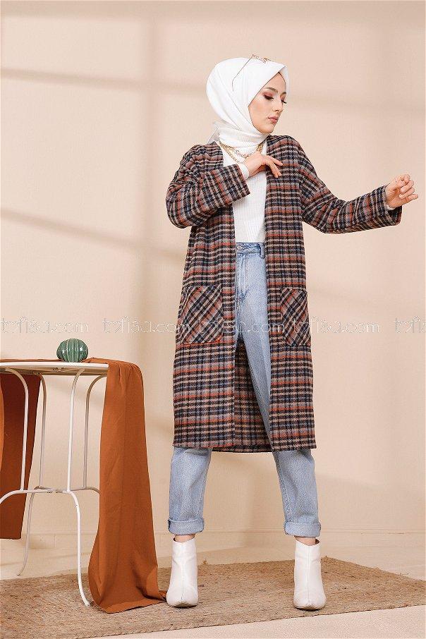 Coat Blue - 3387