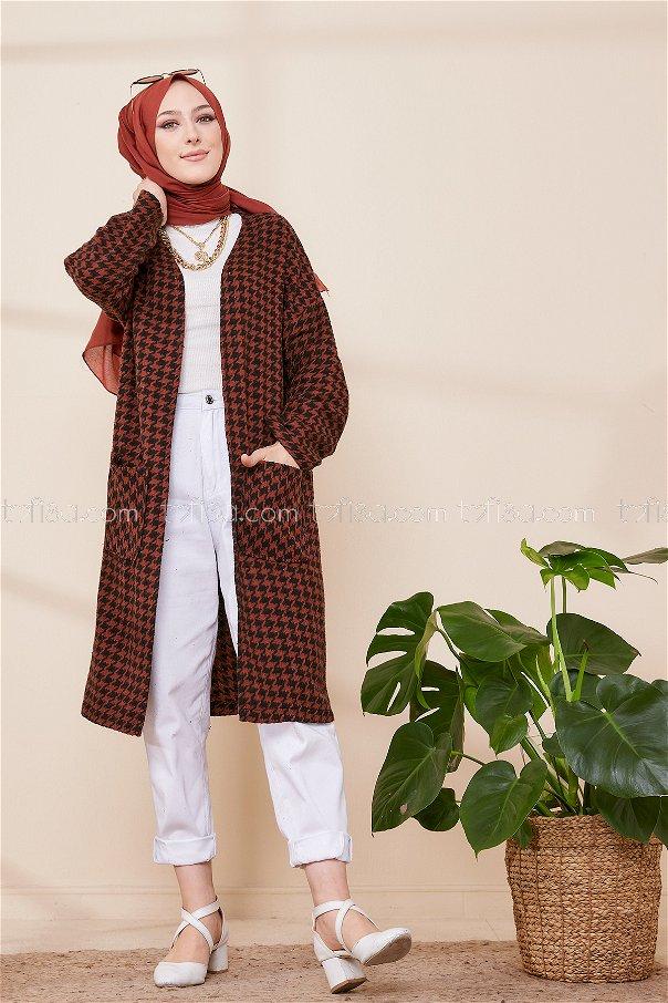 Coat D-3 Tile - 3387