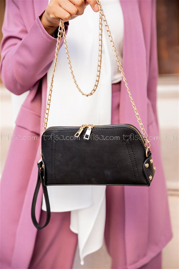 Crossbody Bag Black - 2015