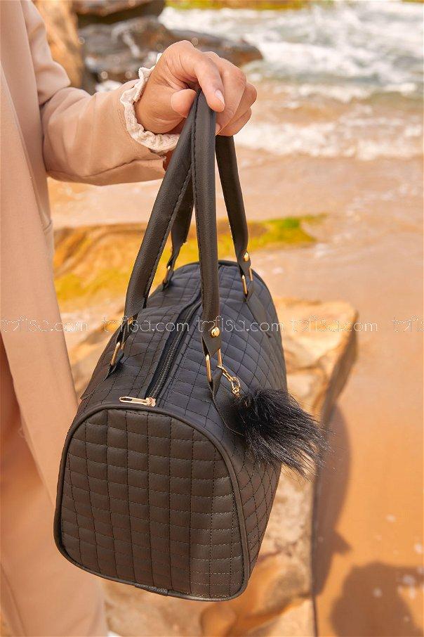 Cylinder Bag Black - 2003