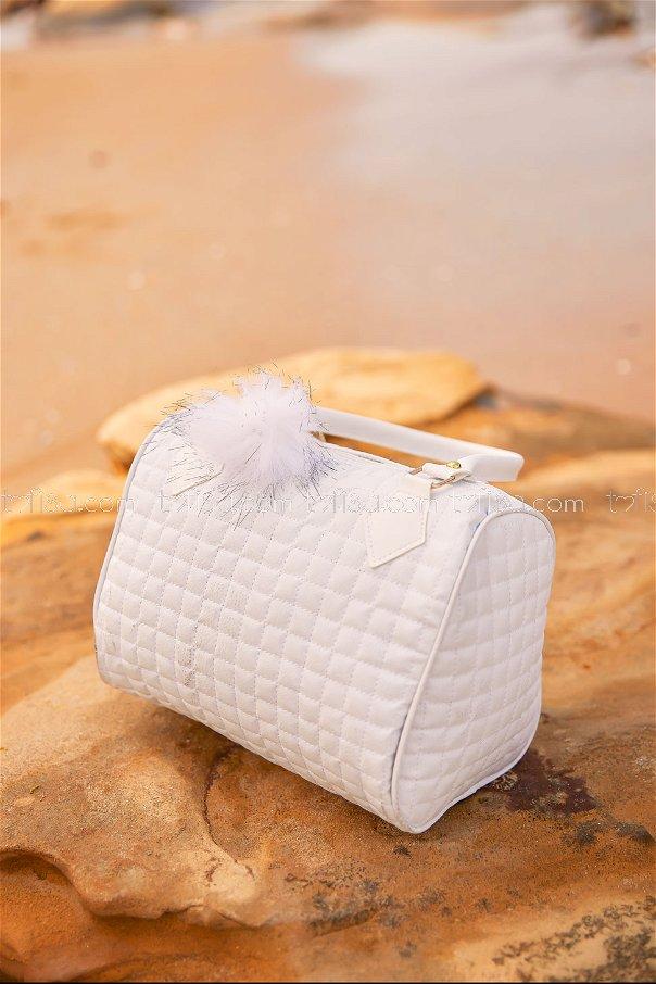 Cylinder Bag White - 2003