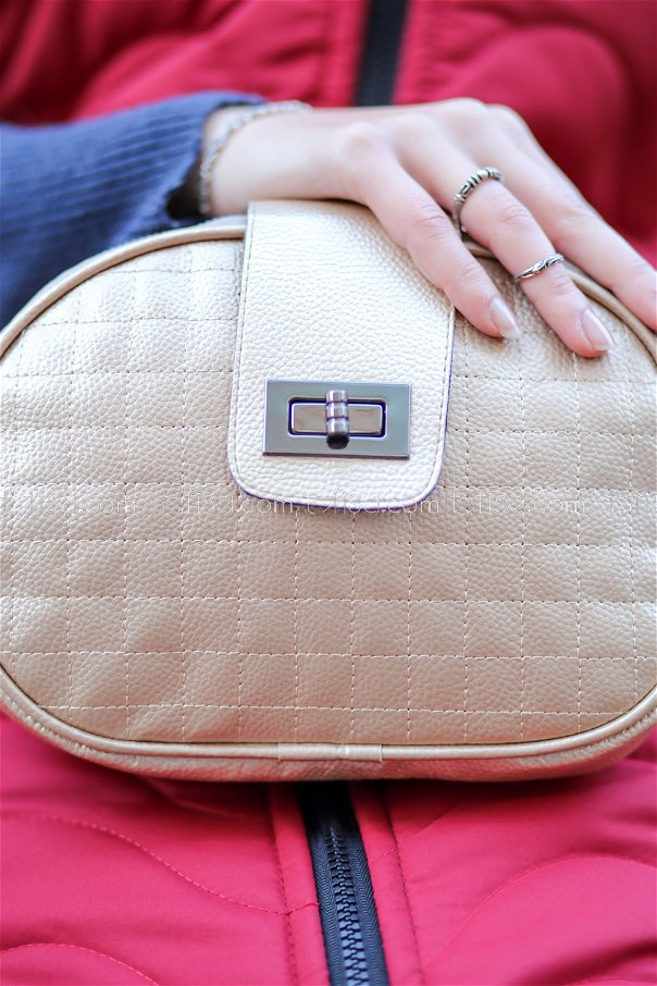 Daily Bag Gold - 8156