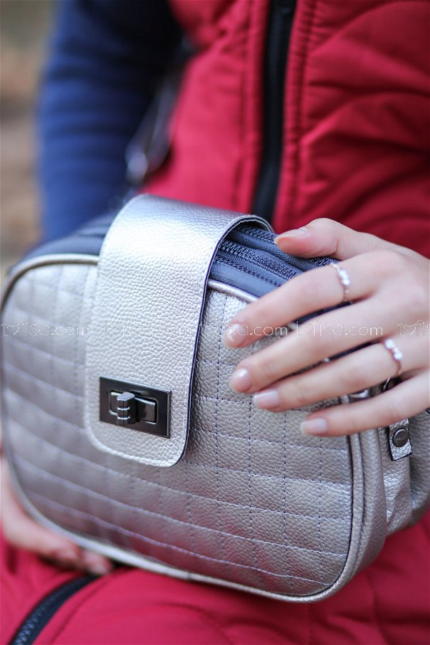Daily Bag Silver - 8156