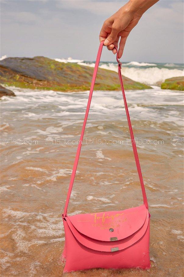 Double Cover Bag Fuchsia - 2004