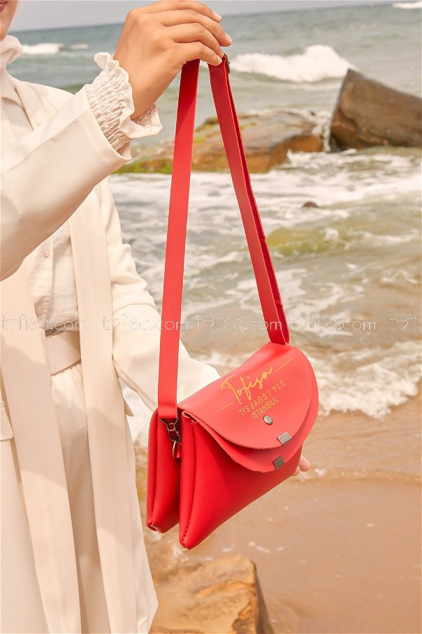 Double Cover Bag Red - 2004
