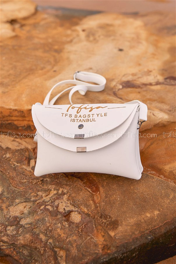 Double Cover Bag White - 2004