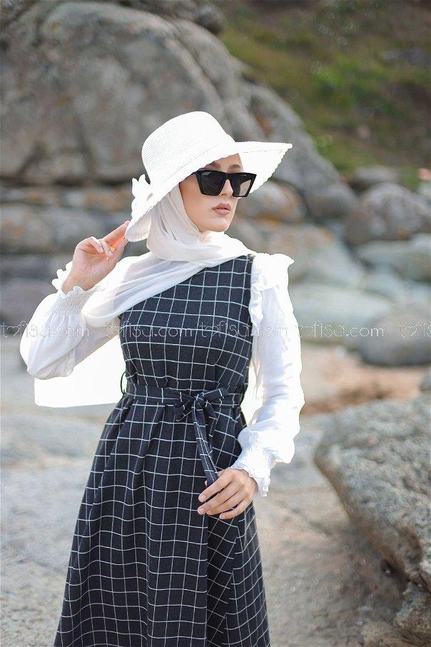 Dress Anthracite - 3229