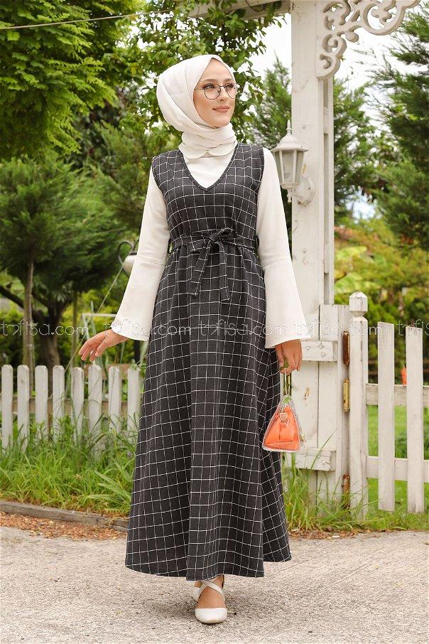 Dress Anthracite - 3230