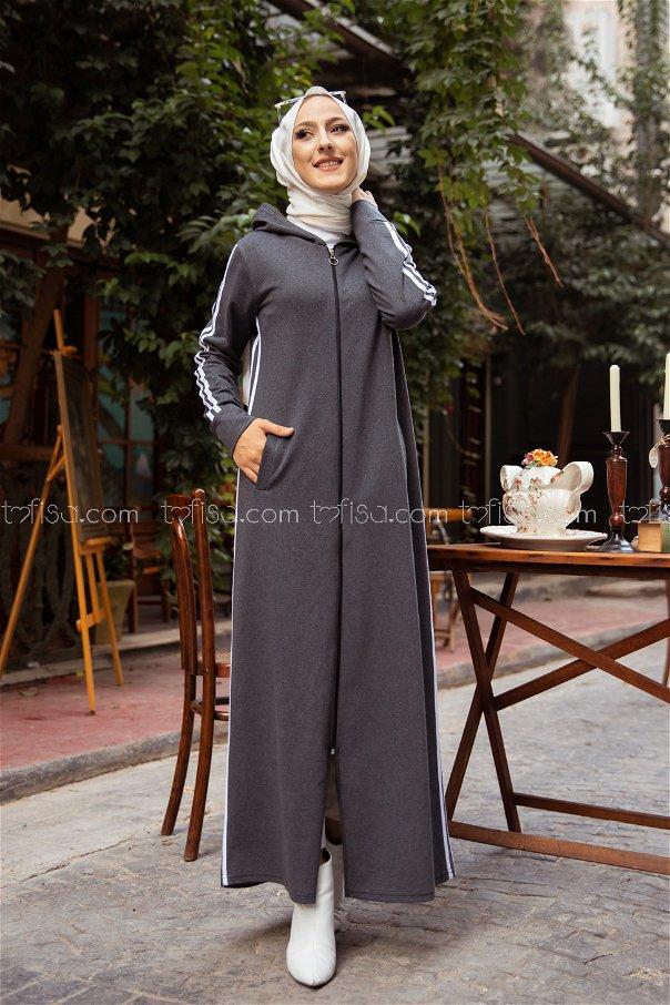 Dress Anthracite - 4133