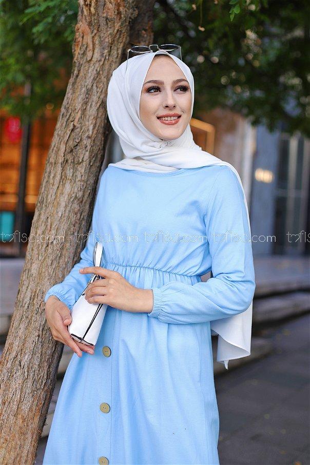 Dress Baby Blue - 8369