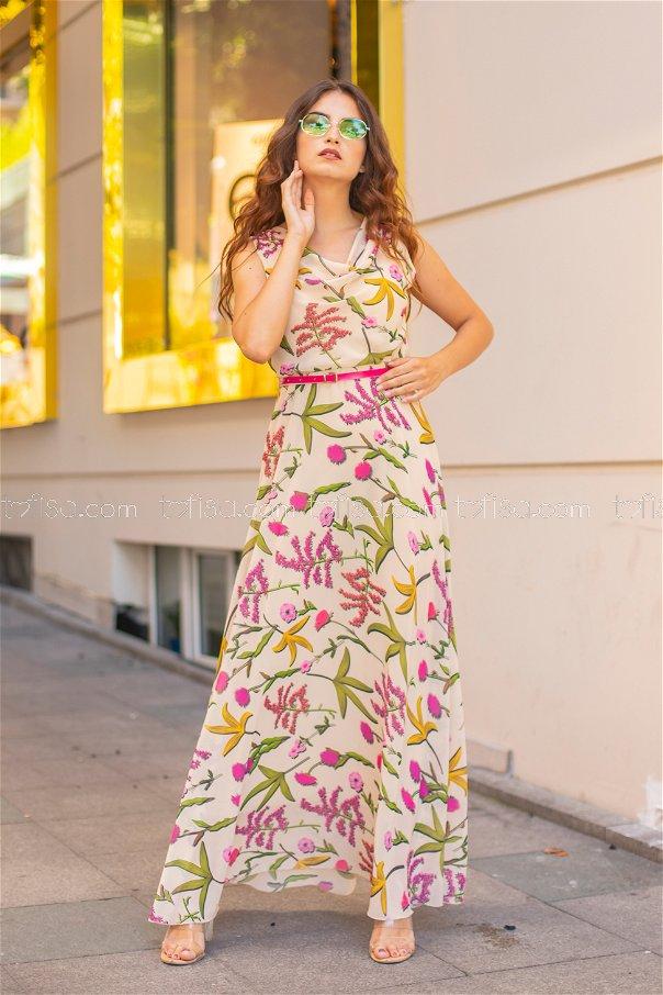 Dress Belt Fuschia - 8465