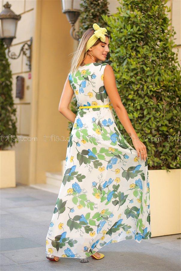 Dress Belt Green - 8464