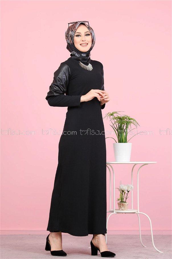 Dress black - 1353
