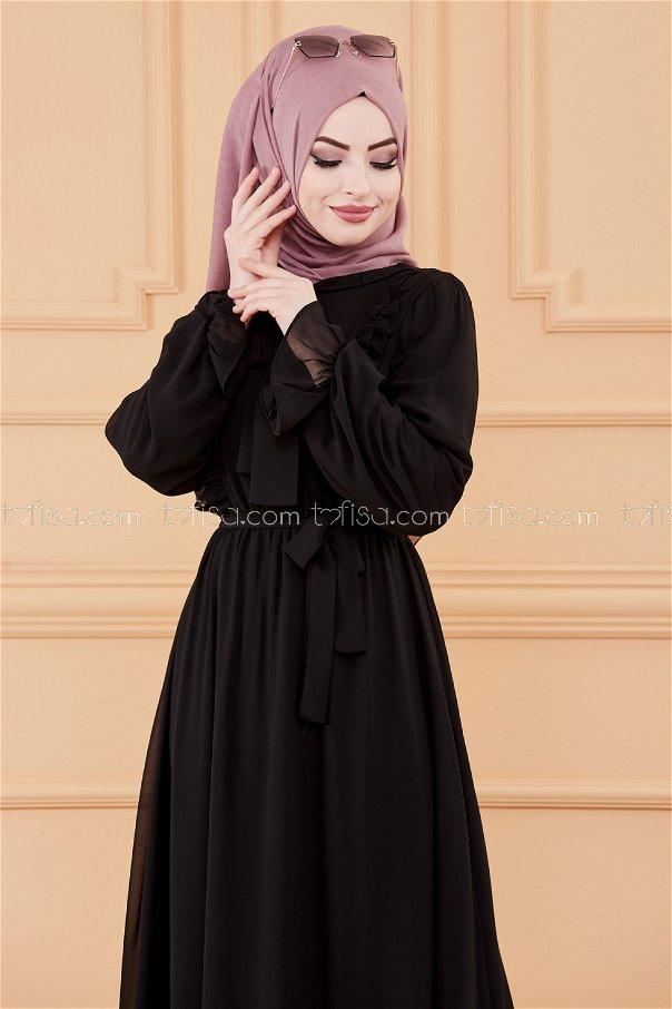 Dress BLACK - 20103