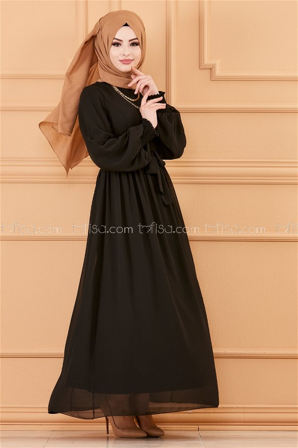 Dress BLACK - 20268