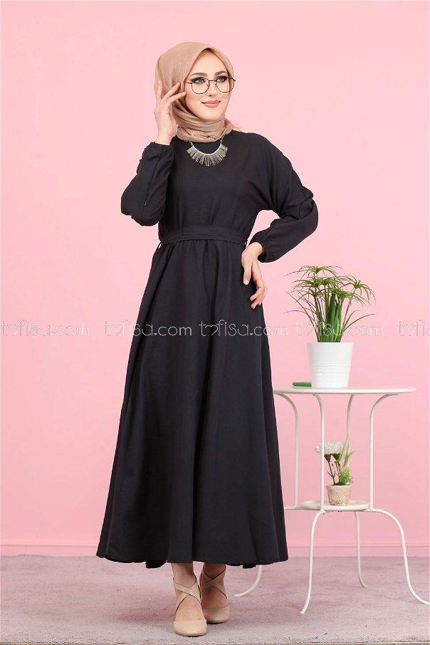 Dress Black - 3052
