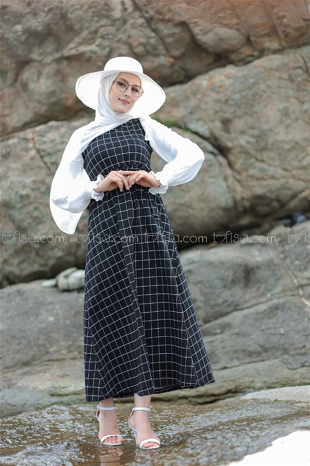 Dress Black - 3229