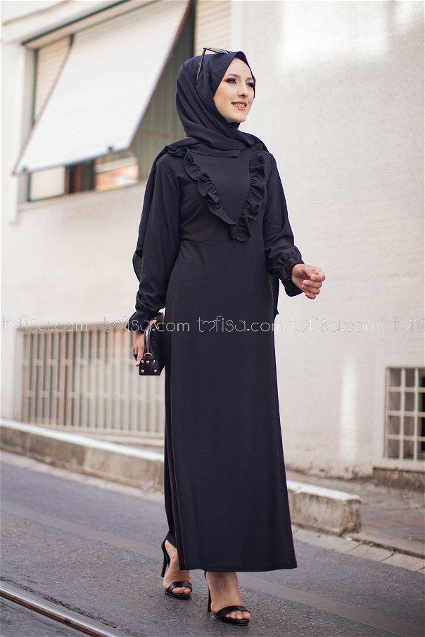 Dress Black - 3273