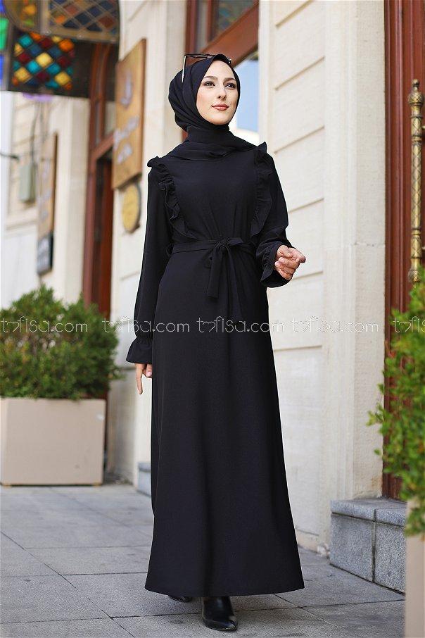 Dress Black - 3291