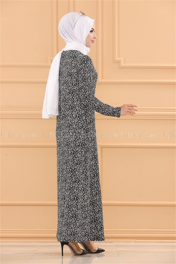 Dress Black - 8485