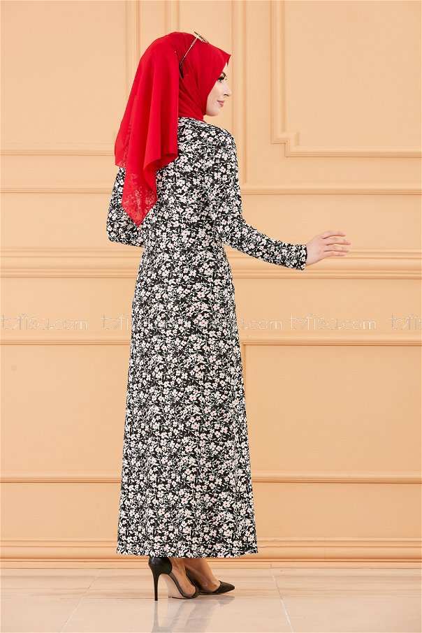 Dress Black - 8515