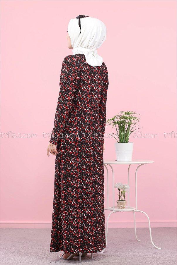 Dress Black - 8516