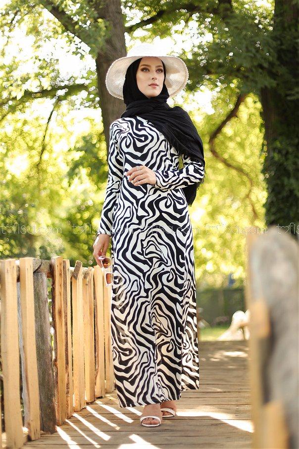 Dress Black - 8553