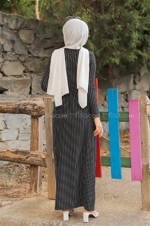 Dress Black - 8561