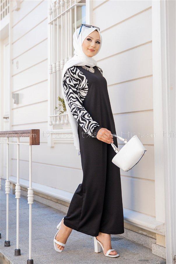 Dress Black - 8578