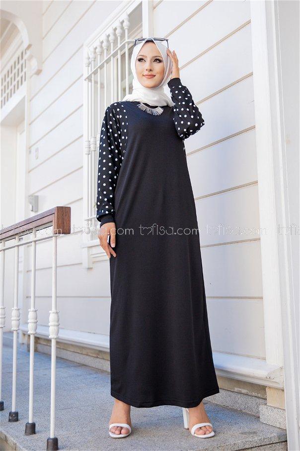Dress Black - 8579