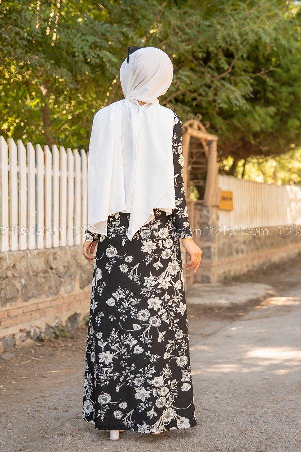 Dress Black - 8589