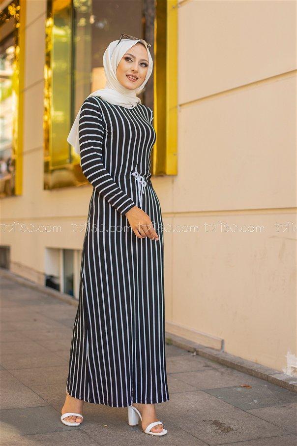 Dress Black - 8596