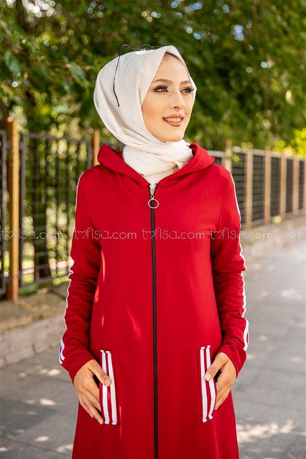 Dress Claret Red - 4140