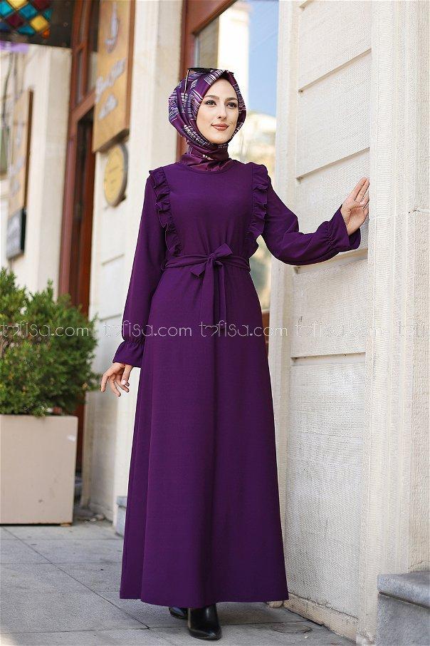 Dress Damson -3291
