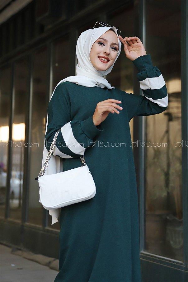 Dress Dark Emerald - 4134